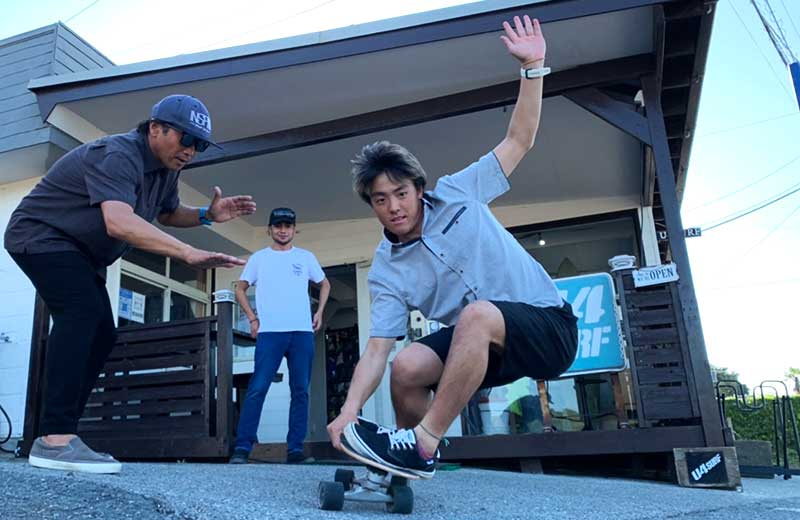 サーフスケート1